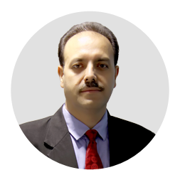 Sanjay Kuchroo: Vice President - Sales North and South